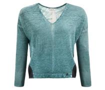 Pullover 'impro' grün
