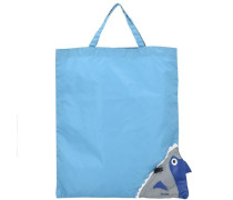 Barcelona Nylon 20 Shopper Tasche 38 cm blau
