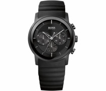 Chronograph »1512639« schwarz