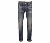 Regular Fit Jeans Br:ad im Vintage Style