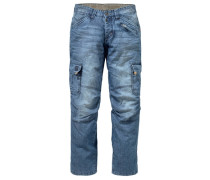 Loose-fit-Jeans »Benito« blau