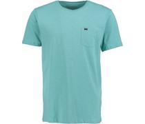 T-Shirt 'jacks Base' blau