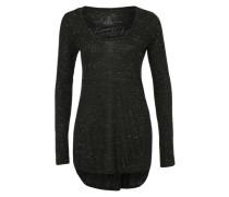 Jerseyshirt 'Leryn' schwarz