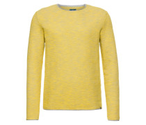 Pullover 'structured crew neck sweater'