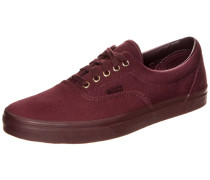 Era 59 Gold Mono Sneaker bordeaux
