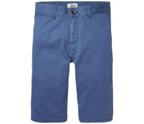 Shorts 'thdm Basic Straight Short Freddy 11' blau