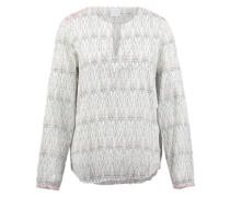 Tunika aus Baumwolle 'Kit' weiß / mischfarben