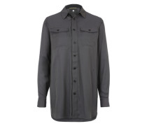 Hemd 'Rovic' schwarz