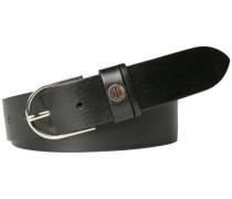 Gürtel 'classic Belt 3.5Cm' schwarz