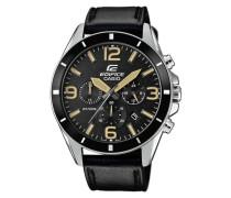Edifice Chronograph »Efr-553L-1Bvuef« schwarz