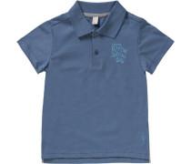 Poloshirt für Jungen blau