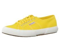 2750 Leinenschuhe gelb