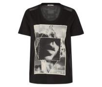 T-Shirt 'sinice T/s' schwarz