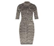 Kleid 'Yasgrace' schwarz / weiß