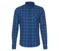 Hemd 'Armin' blau
