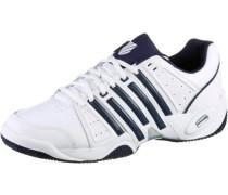 Accomplish II Leather Tennisschuhe Herren nachtblau / silber / weiß