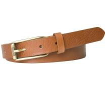 Gürtel 'thd Long Buckle Belt 2.5Cm' braun
