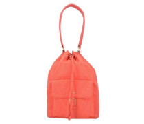 Barcelona Nylon 15 Beuteltasche 23 cm orange