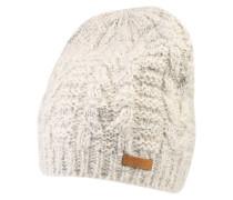 Mütze 'Anemone' beige