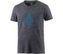 Solid Stone T-Shirt grau