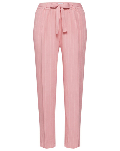 Hose 'Striped Pants with Pleat'