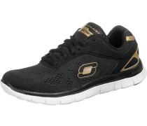 Flex Appeal Love Your Style Sneakers schwarz