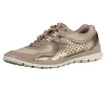 Sneaker camel / bronze