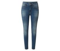 Jeans 'felicia' dunkelblau / blue denim
