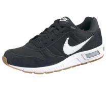 Nightgazer Sneaker schwarz / weiß
