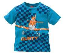 """Planes T-Shirt """"Dusty"""" für Jungen blau"""