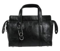 Handtasche 'Small Day Bag' schwarz