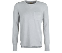 Longsleeve 'pocket Pigment' grau