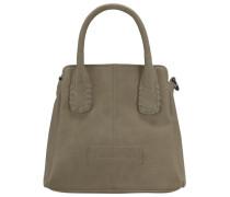 Sanne Vintage Mini Bag Handtasche 21 cm braun