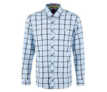 Regular: Hemd mit Karomuster