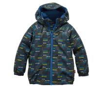 Regen- und Matschjacke für Kinder blau