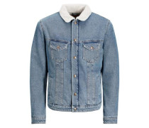 "Jeansjacke ""Alvin Jacket JOS 309"" blue denim"