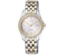 Armbanduhr mit Gangreserve »Ew1908-59A« gold / silber