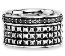 Ring mit Spinellen »Royal Punk C4172R/90/l6/62« silber