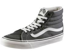 SK8-Hi Slim Sneaker grau