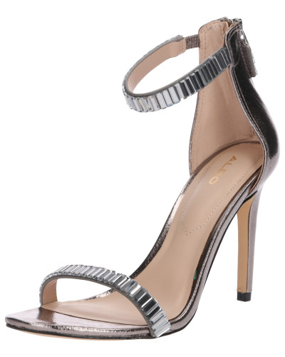 High Heel 'subrylla80' bronze