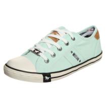 Sneaker im Canvas-Style mint