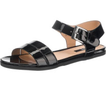 'Hawai' Sandaletten schwarz