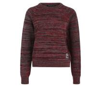 Knit Sweater 'Thalia' rot