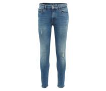Skinny Jeans 'karna Blue Destruct'