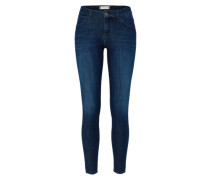 Skinny-Jeans blue denim