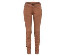 Jeans 'Staq' braun