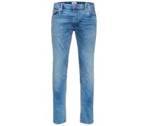 Slim Fit Jeans Tim Original jos 722 weiß
