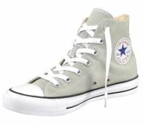 Sneaker High 'Chuck Taylor All Star Hi' hellgrau