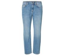 Straight Fit Jeans blue denim
