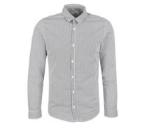 Extra Slim: Hemd mit Allover-Print